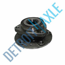 New Front Complete Wheel Hub and Bearing Assembly Volkswagen Audi A3 w/ ABS
