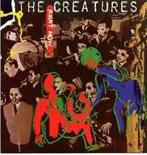 """Creatures Right Now  4 track Uk 12"""" Siouxsie"""