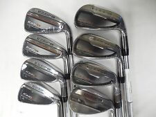 New 2016 Cobra King F6 4-SW Iron Set Matrix Regular flex Graphite Irons 4-PW,SW