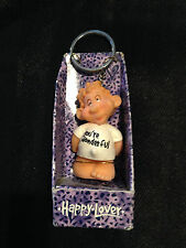 Miko Series Happy Lover You're Wonderful Keychain Key Ring Keyring