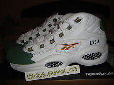 REEBOK QUESTION MID ALLEN IVERSON SVSM LEBRON PE US 9.5 UK 8.5 42.5 PACKER SHOES