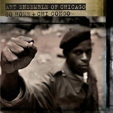 Go Home/Chi-Congo by The Art Ensemble of Chicago (CD, Mar-2010, Free Factory)