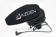 Azden SMX-30 Powered Stereo/Mono Shotgun Video Microphone