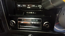FORD XA XB GT GS FALCON FAIRMONT LANDAU 8 TRACK RADIO PLAYER - DUMMY FACE