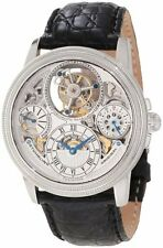 Stuhrling Original Men's 213T 331X2 Tourbillon Limited Edition Saturnalia Watch