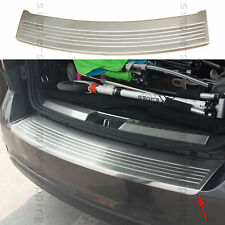 STEEL OUTER REAR BUMPER PROTECTOR CARGO SILL COVER TRIM FOR DODGE JOURNEY 13-16
