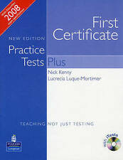 Practice Tests Plus FCE New Edition Students Book without Key/CD-ROM Pack, , Goo