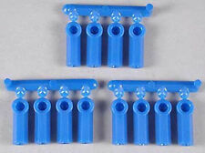 RPM 73375 Heavy Duty Rod Ends/Ball Cups 4-40 (Blue)