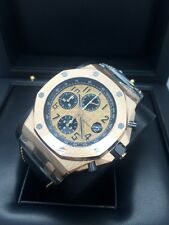 AUDEMARS PIGUET ROYAL OAK OFFSHORE CHRONO 42mm ROSE GOLD 26470OR Brand NEW!
