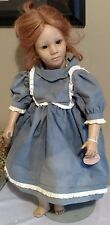 """American Heartland Collectible Doll by Annette Himstedt """"Toni""""  5202"""