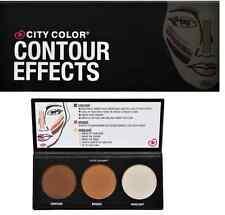 6 Palette City Color Contour Effects  - Contour, Bronze & Highlight Palette