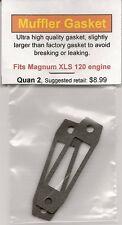 Magnum XLS 120 Exhaust/Muffler Gasket 2 Pack NIP