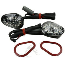 Clear Flush mount LED Signals For Yamaha YZF R1 YZFR1 2002-2012 03 04 05 06 07