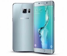 SAMSUNG GALAXY S6 EDGE PLUS + SM-G928F 32GB SILVER FACTORY UNLOCKED 4G LTE
