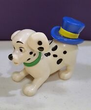 McDonalds Happy Meal Toys 101 Dalmatians DALMATIONS #38 DOG w/ blue hat on butt