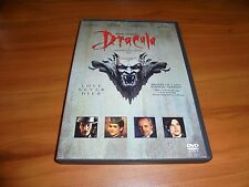 Bram Stokers Dracula (DVD, 1997,Widescreen) Winona Ryder, Gary Oldman Used