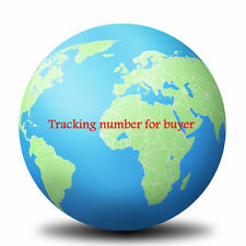 Shipping Service Tracking number for Parcel To Worldwide ( Extra fee )