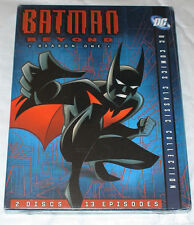 Batman Beyond - Complete Season One 1 - DVD Box Set Region 2 - NEW SEALED