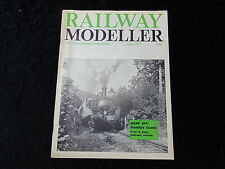 Railway Modeller Magazine July 1971 Edgeware Street Bridge Portishead Signal Box