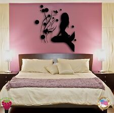 Wall Stickers Mermaid Sea Ocean Marine Decor for Bedroom  z1287