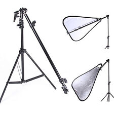 Reflector Arm Boom Bracket Holder Swivel Head Increase Stent Photo Graph Studio