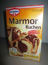 Dr Oetker Marble Cake Baking Mix Marmor Kuchen Backmischung real from german