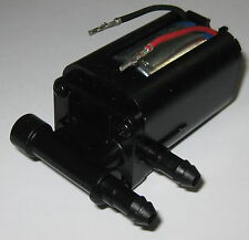 Automotive Windshield 12 V DC Water Pump - 12 VDC - 1/4 in. Fittings