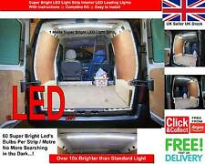 LED Light Strip Interior LED Loading Light for Renault Kangoo 1997-2007 Van