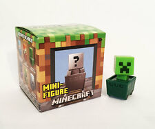 Minecraft Minecart Series Mini Figure - Creeper in Minecart  *BRAND NEW*