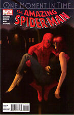 AMAZING SPIDER-MAN #640 - One Moment in Time - Back Issue