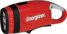 Energizer Weatheready 3 LED Carabineer Rechargeable Crank Light NEW Emergency