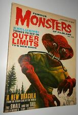 Famous Monsters #26 Outer Limits Fine Forrest Ackerman Universal Don Post