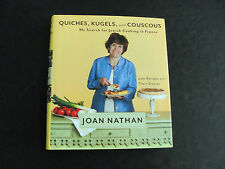 Quiches, Kugels, and Couscous : My Search for Jewish Cooking in France(SIGNED).