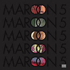 MAROON 5-STUDIO ALBUMS  VINYL LP NEW
