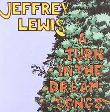 JEFFREY LEWIS - A TURN IN THE DREAM-SONGS  CD NEU