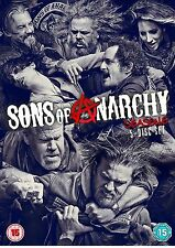 SONS OF ANARCHY Complete Series 6 DVD All Episodes Sixth Season Original UK Rel