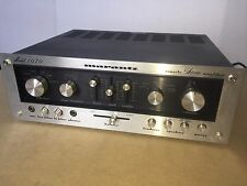 Vintage Marantz Model:1070  Stereo Amplifier
