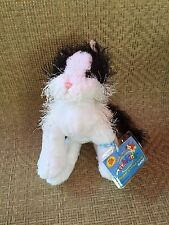 WEBKINZ BLACK AND WHITE CAT HM016 *NEW* w/SEALED TAG