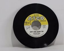 """45 RECORD 7""""- THE LAST WORD - CAN'T STOP LOVING YOU"""