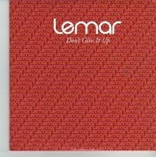 (CV555) Lemar, Don't Give It Up - 2005 DJ CD