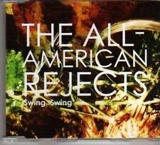 (BH690) The All-American Rejects, Swing, Swing - DJ CD