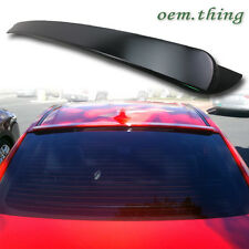 Mazda 3 Factory Style Rear Roof Spoiler Wing ABS Unpainted 03-09
