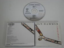 JAN HAMMER/SNAPSHOTS(MCA RECORDS 256 227-2) CD ALBUM