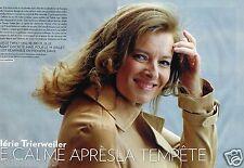 Coupure de Presse Clipping 2012 (6 pages) Valerie Trierweiler