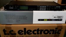 TC ELECTRONIC G-FORCE RACK MOUNT Chitarra Multi Effetti