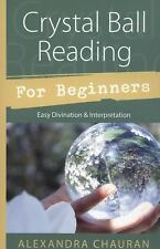 Crystal Ball Reading for Beginners Book ~ Wiccan Pagan Witchcraft Supply