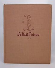 Le Petit Prince - Antoine de Saint-Exupery - First Edition - The Little Prince