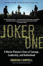 Donovan Campbell - Joker One (2010) - Used - Trade Paper (Paperback)