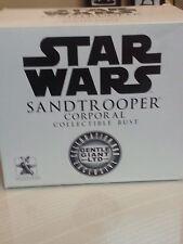 Gentle Giant Star Wars Deluxe Sandtrooper Exclusive.