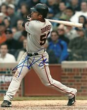 ANDRES TORRES SAN FRANCISCO GIANTS SIGNED AUTOGRAPHED 8x10 PHOTO W/COA